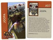 Joopa Card