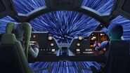 Entering Hyperspace
