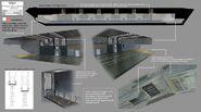 Capitol ship hanger concept