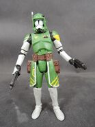 Commander Doom Black Series figure