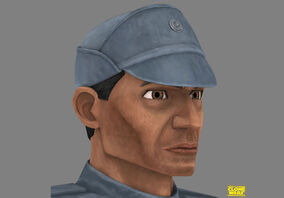 Phase 2 Naval Clone Officer