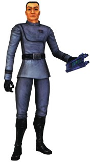 Naval Clone Officer