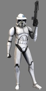 Standard Phase 1 ARF Scout Trooper