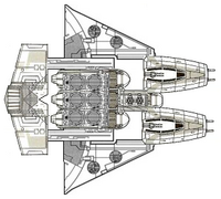 Y-Ray Heavy Orbitfighter