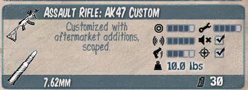 Ak47 custom