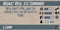 552 Commando