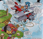 Robotnik Captured