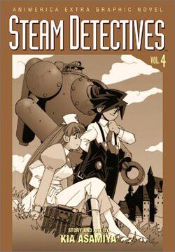 SteamDetectives