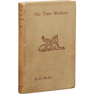 The Time Machine First Edition