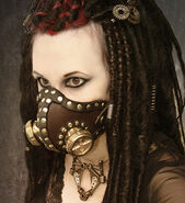 Steampunk-mask 04