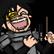 Asteroid Bounty Hunter Emoticon evillaugh