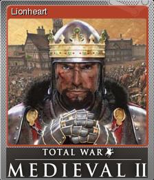 Medieval II Total War Foil 6