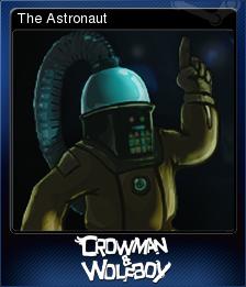 Crowman & Wolfboy Card 5