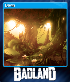 BADLAND Game of the Year Edition Card 1