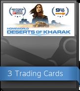 Homeworld Deserts of Kharak Booster Pack