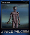 Space Pilgrim Episode I Alpha Centauri Card 5