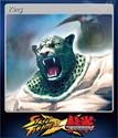 Street Fighter X Tekken Card 7