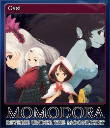 Momodora Reverie Under the Moonlight Card 1