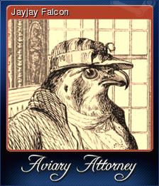 Aviary Attorney Card 1