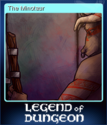 Legend of Dungeon Card 5