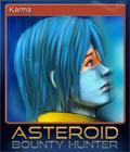 Asteroid Bounty Hunter Card 5