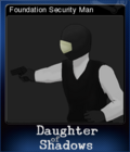Daughter of Shadows An SCP Breach Event Card 6