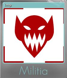 Militia Foil 02