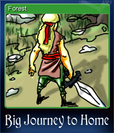 Big Journey to Home Card 1