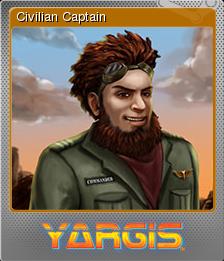 Yargis - Space Melee Foil 4