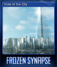 Frozen Synapse Card 6