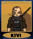 Kivi, Toilet and Shotgun Card 5