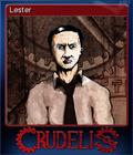 Crudelis Card 3