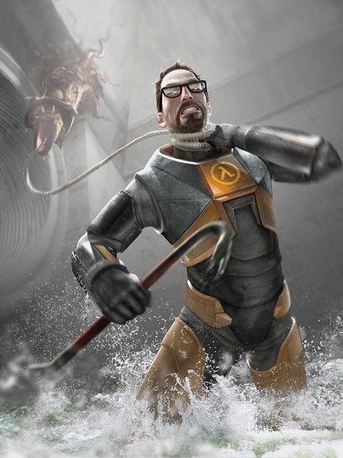 Half-Life 2 Artwork 6
