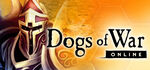 Dogs of War Online Logo