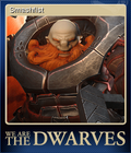 We Are The Dwarves Card 3
