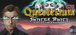 Questerium Sinister Trinity HD Logo