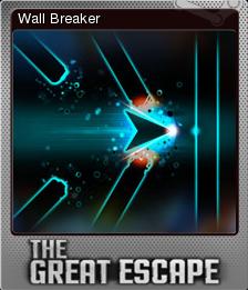 The Great Escape Foil 5