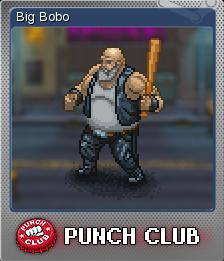 Punch Club Foil 5