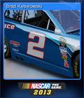 NASCAR the Game 2013 Card 1