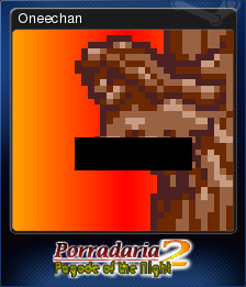 Porradaria 2 Pagode of the Night Card 4