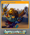Awesomenauts Foil 8