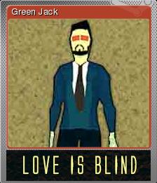 Love is Blind Mutants Foil 2