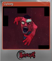 Xenocide Foil 2