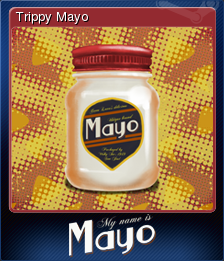 My Name is Mayo Card 3