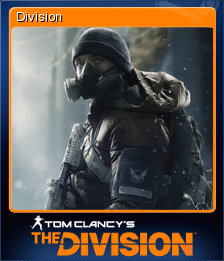 Tom Clancy's The Division Card 2
