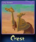 Crest Card 6