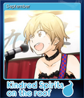 Kindred Spirits on the Roof Card 6