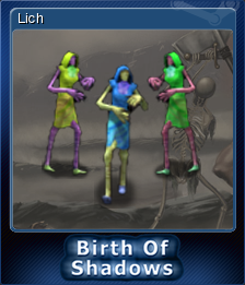Birth of Shadows Card 02
