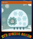It's Spring Again Card 3