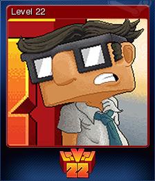Level 22 Gary's Misadventure - 2016 Edition Card 07